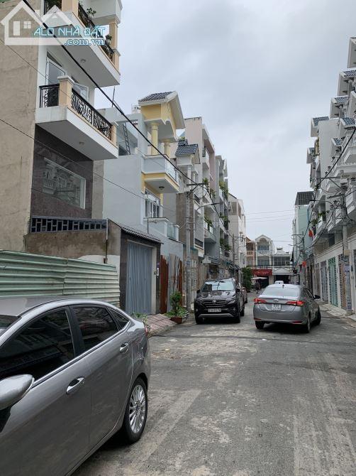 Cần bán nhà Đường Nguyễn Văn Lượng, diện tích 67m2, giá 6,5 tỷ
