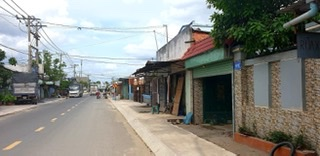 Bán Nhà MT nhựa Nguyễn Thị ngâu 7,2x33 shr 225m giá 7ty500