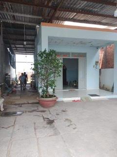 Bán nhà sổ hồng 7.4x20 Tân Thạnh Đông, Củ Chi giá 1ty500
