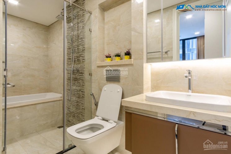 Cho thuê căn hộ 2 phòng ngủ Vinhomes Central Park