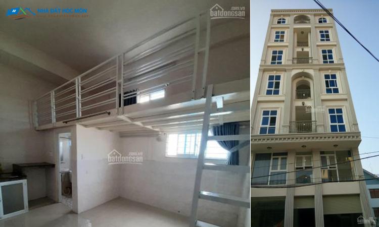 Cho Thuê Phòng đẹp ngay Lotte Q.7. Đã nghiệm thu PCCC. Giá từ 3tr - 4.5tr/th tòa nhà 8 tầng mới